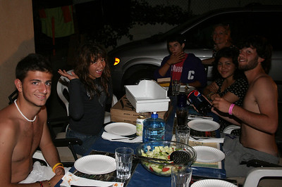 2ND TO LAST DINNER • 07.05.11