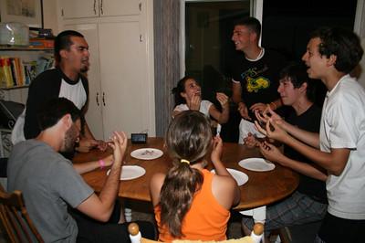 LAST DINNER WITH JOE'S TACOS • 07.06.11