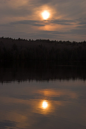 Opeongo sunset