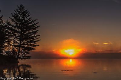 Opeongo Sunrise, Algonquin Park