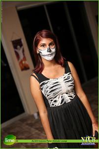 ALIAS Halloween Cosplay Party