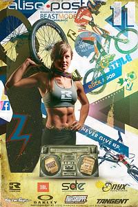 2013 USA BMX GRANDS POSTER