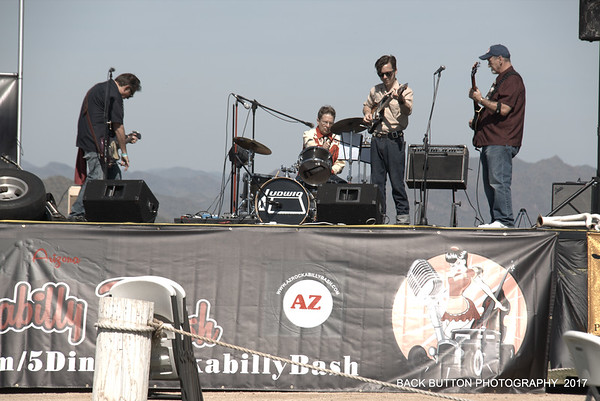 ALL ROCKABILLY BASH 2017
