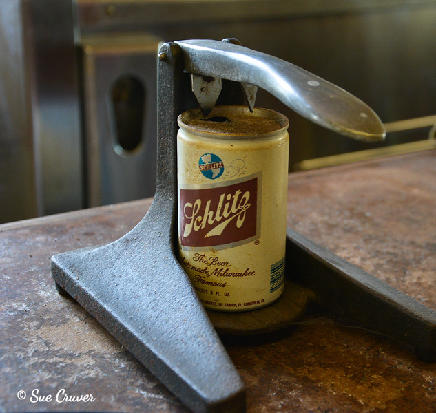 Old Time Can Opener