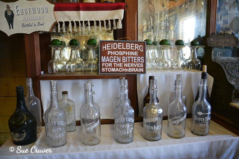 More Whiskey Bottles