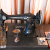 Old Singer Sewing Machine