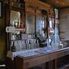Wall Bar and Bottles