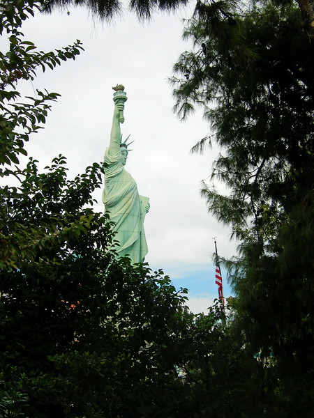 Statue of Liberty - Las Vegas