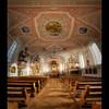 St. Micahel Church in Bayerniederhofen, Germany 2014