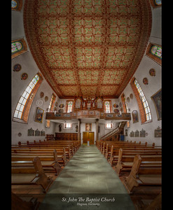 St. John Baptist Church, Hagnau, Germany