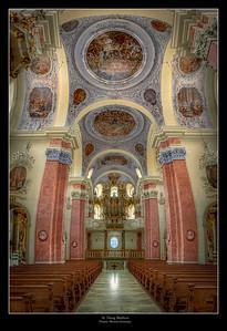 St, Mang Basilica, Fussen Bavaria, Germany 2013