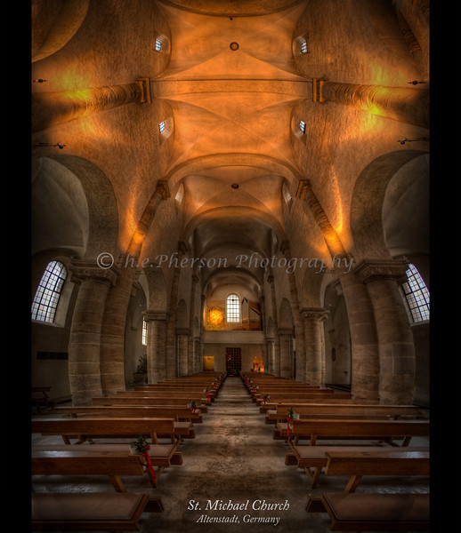 St. Micahel Church, Altenstadt, Germany 2014