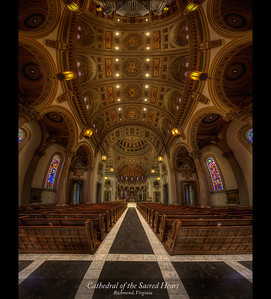 Richmond Sacred Heart Cathedral, Richmond, Virginia