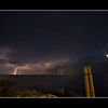 framed_final_lighthning storm_outterbanks