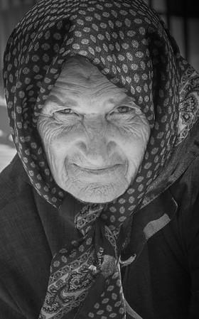 Beggar gypsy, Rome