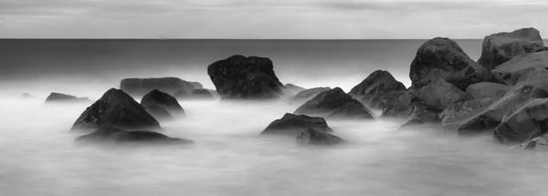 Long exposure jetty