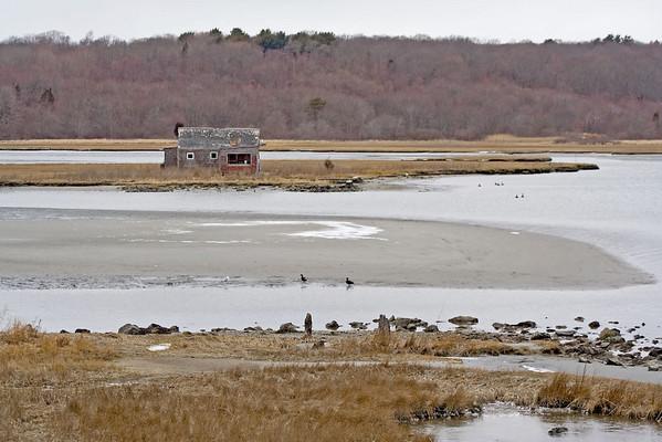 Pettaquamscutt Cove, Rhode Island