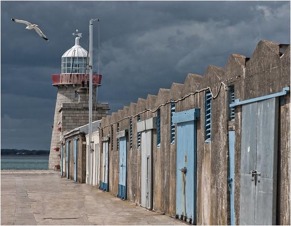 Pier <br /> Howth, Ireland