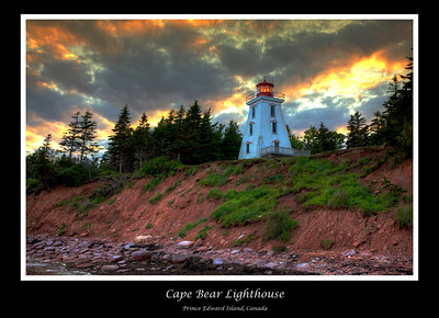 Cape Bear Lighthouse 2010