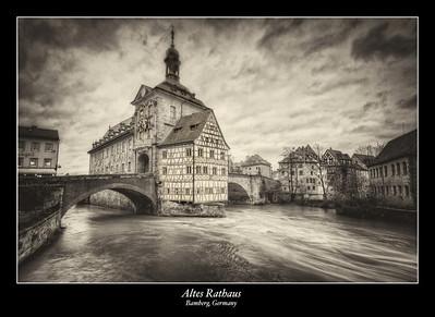 Bamberg Germany, Rathaus