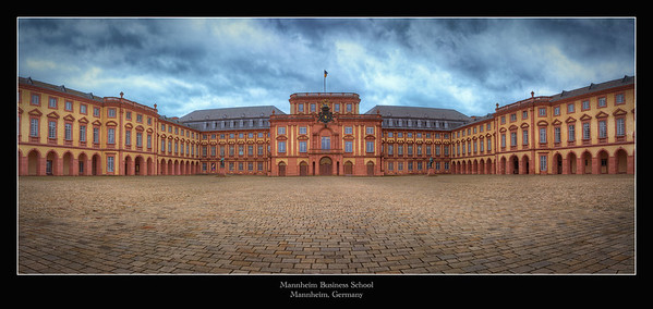 Mannheim Business School in Mannheim, Germany 2013