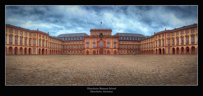 Mannheim Business School in Mannheim, Germany 2013