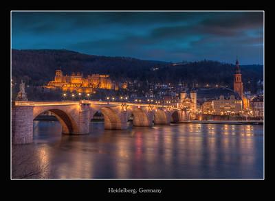 Heidelberg Castle, Heidelberg, Germany 2013