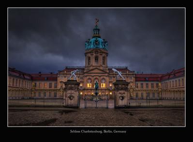 Schloss Charlottenburg, Berlin, Germany 2013