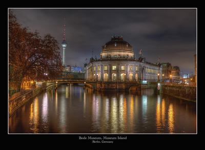 Bode Museum, Museum Island, Berlin, Germany 2013
