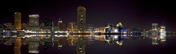 Inner Harbor Baltimore, Maryland