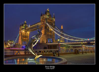 London Tower Bridge 2013