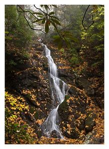 Catract Falls, Smoky Mountains
