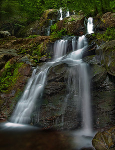 Dark Hallow Falls, Virginia