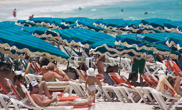 Beach in St Maarten