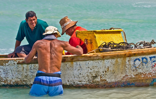 Aruban Boatmen