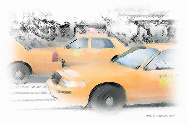 Taxicabs, NYC