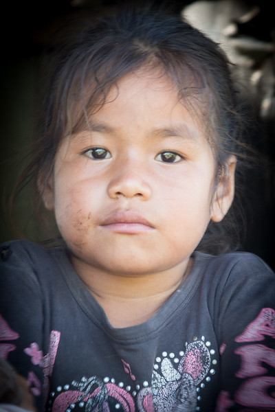 Village girl 1