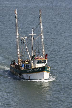Outbound Trawler, Mazatlan, Mexico