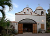 Church at tequilla factory, Puerta Vallarta