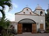 Church at tequilla factory, Puerta Vallarta