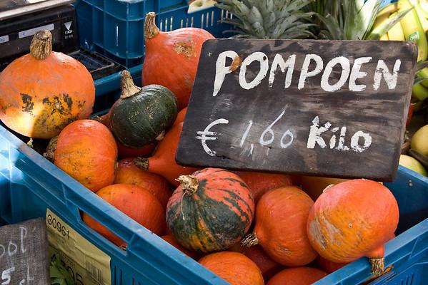 Little Dutch Pumpkins