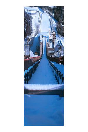 Ninety-Meter Ski Jump, Lake Placid, NY
