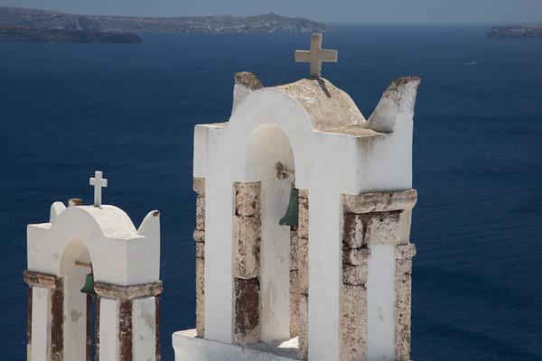 Santorini Overlook