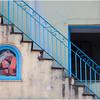 staircase in Capri