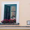 Window at Piazza Umberto, Capri
