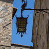 Streetlight in San Gemignano