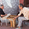Turkish backgammon