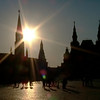 Red Square, sunset