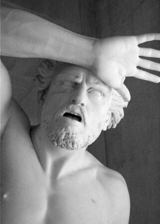 Grainy Sculpture, Hermitage, St.Petersburg