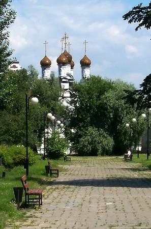 Russian Pathway, St. Petersburg